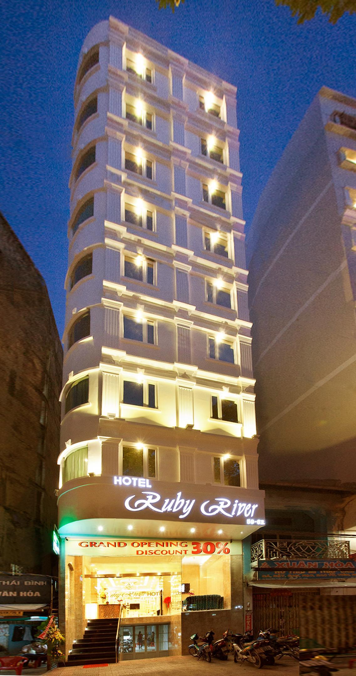 Boutique Hotel Ho Chi Minh