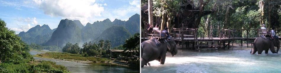 Reis Vietnam Cambodja Laos