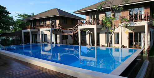 Samed Cabana Resort, Koh Samed Thailand