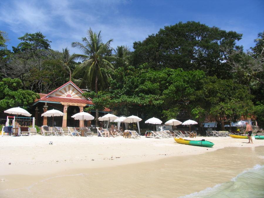 Bayview Beach Resort Phi Phi