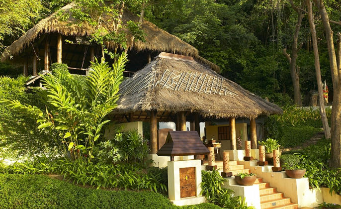 Le Vimarn Cottages And Spa Koh Samet