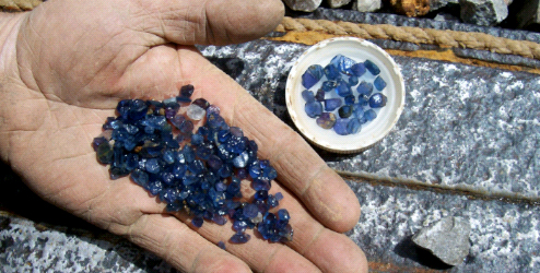 natural mining untreated t the company education sapphire