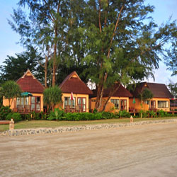 Twin Bay Resort - Koh Lanta Yai, Krabi