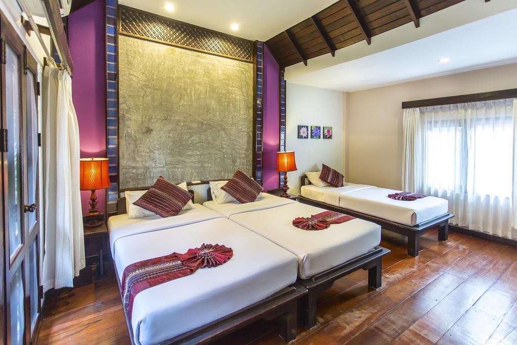 Balcony And Bedroom Koh Samet