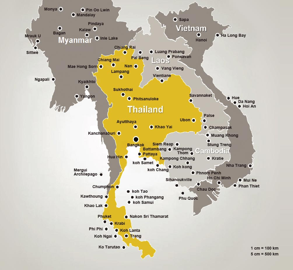 Trip To Thailand Tailor Made Travel